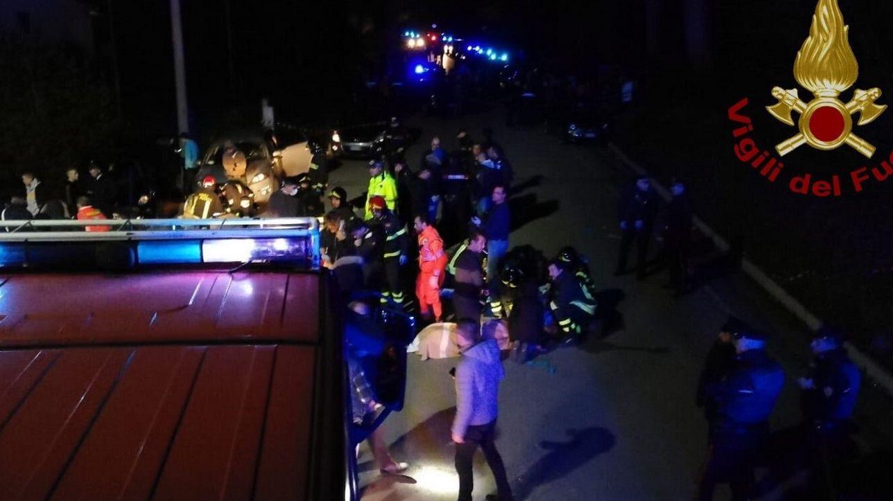 Pánico en una discoteca en el área de Ancona: 6 muertos en la multitud