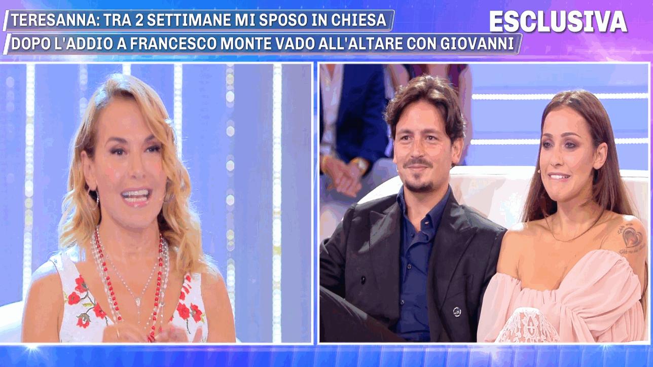 Teresanna si sposa! L ex di Francesco Monte pronta dire sì all imprenditore  Giovanni Gentile - Tgcom24 a3e6db5c986