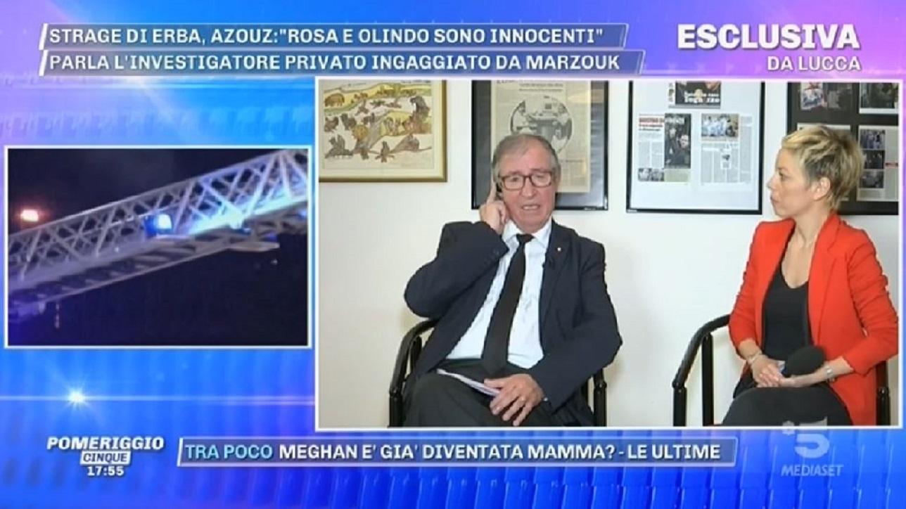 """Strage di Erba, l'investigatore privato di Marzouk: """"Analizzeremo ..."""