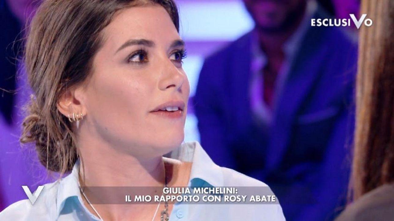 """""""Verissimo"""", Giulia Michelini: """"Sento che sta arrivando il momento di ..."""