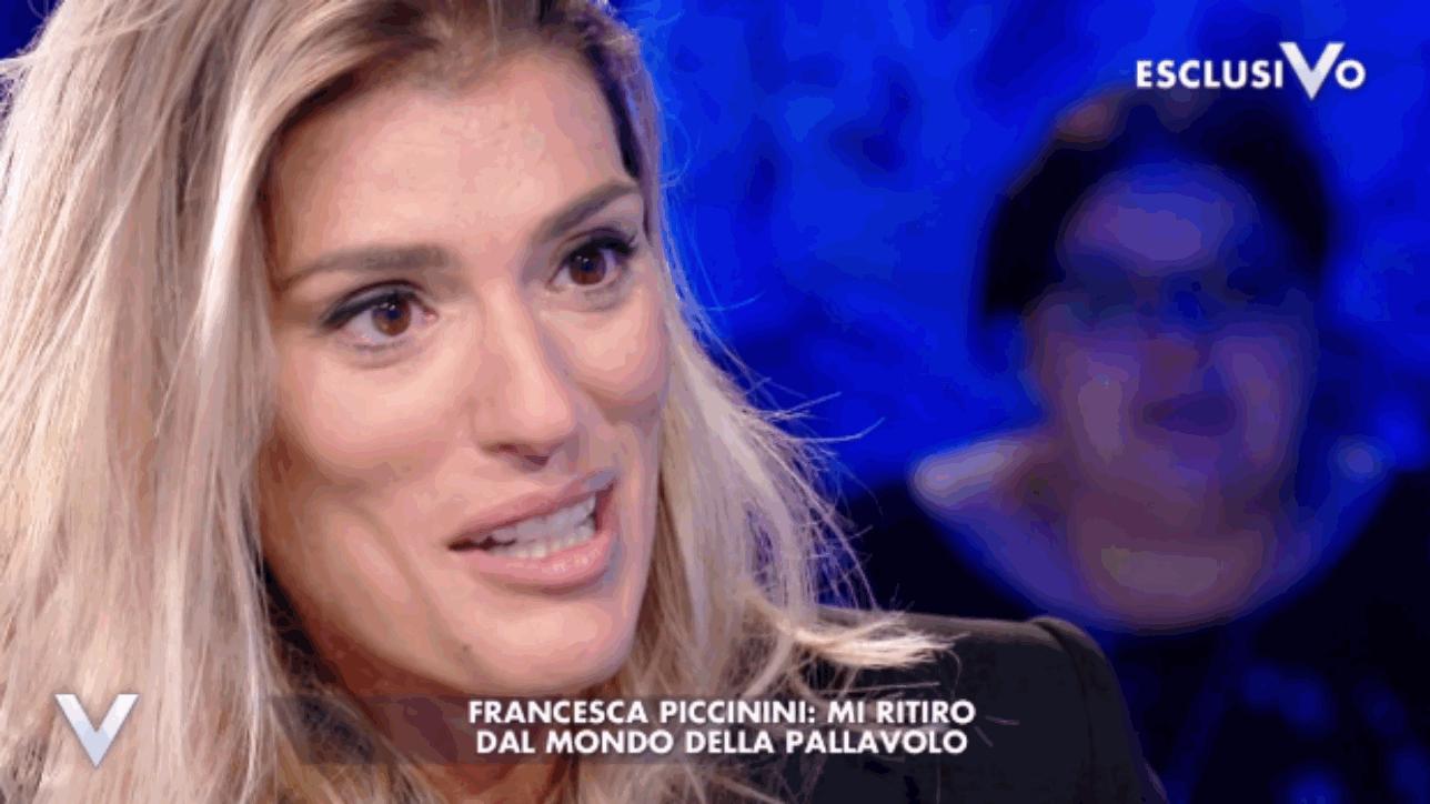 """""""Verissimo"""", Francesca Piccinini dice addio alla pallavolo"""