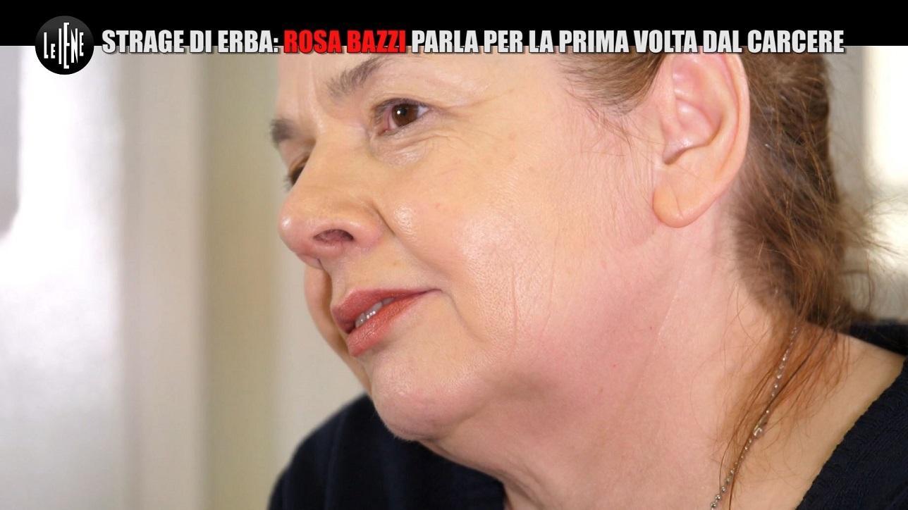 """Strage di Erba, Rosa Bazzi dal carcere: """"Quella notte uscendo ..."""