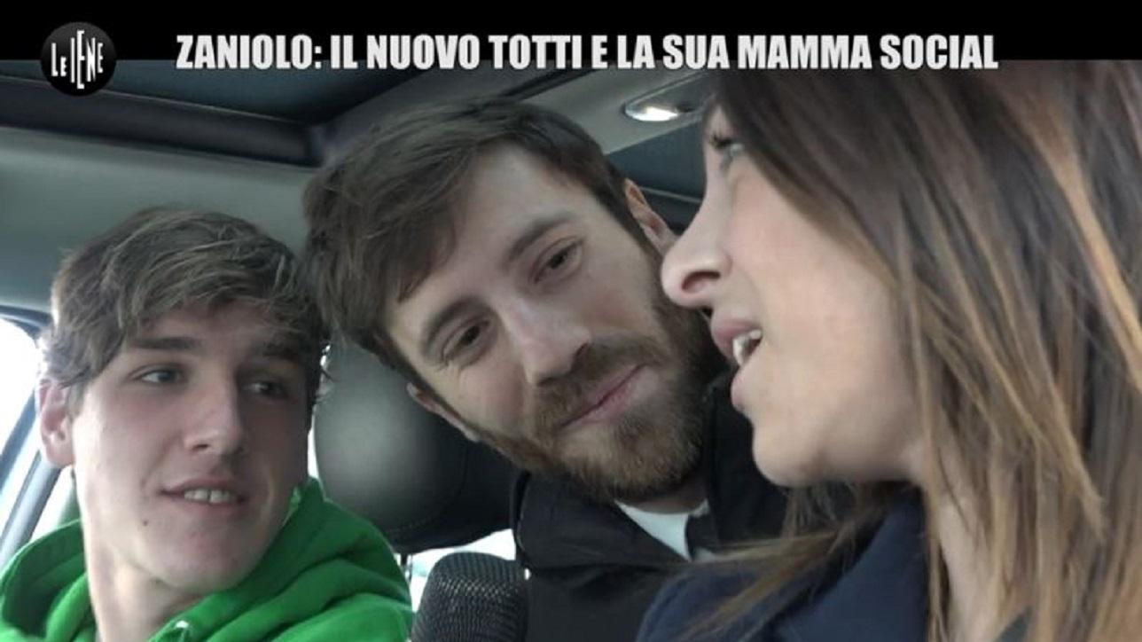 """Zaniolo, la vera star è sua mamma Francesca Costa: """"Ora niente più selfie, Niccolò preferisce che ne faccia meno"""""""