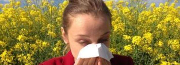 Contrastare le allergie primaverili