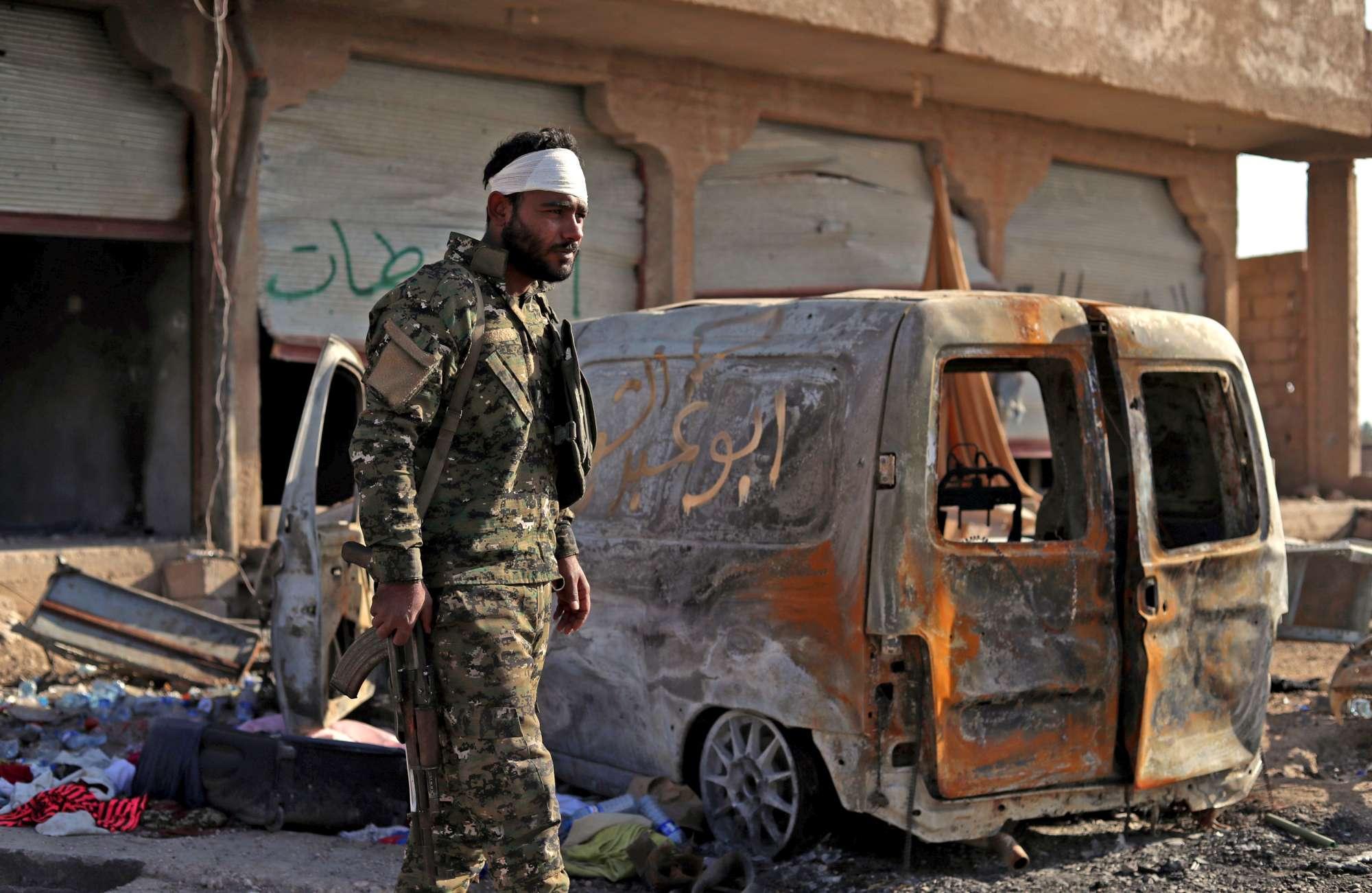 Siria, la battaglia decisiva contro l Isis