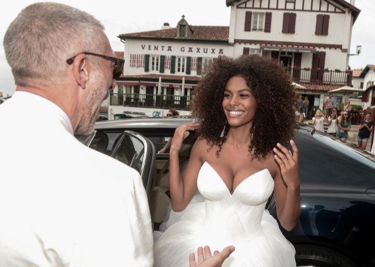 Vincent Cassel sposa la bella Tina Kunakey