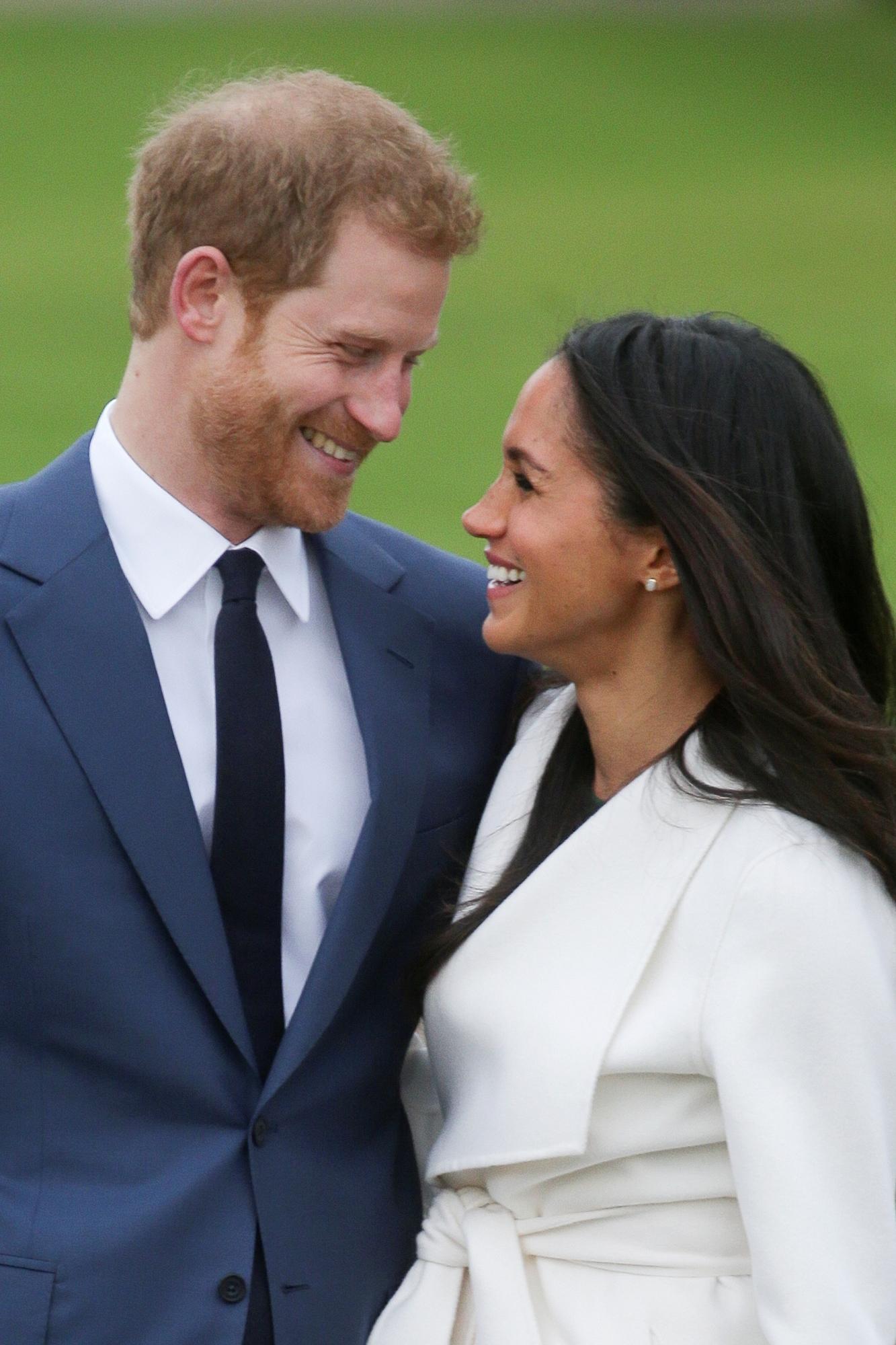 Il principe Harry sposerà Meghan Markle in primavera