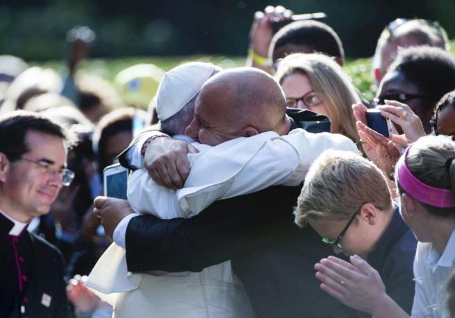 Papa Francesco interviene al Congresso Usa