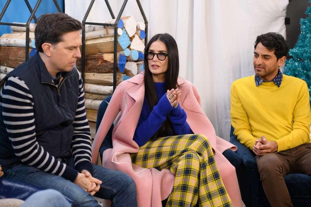 Demi Moore sfida il tempo: bella e stilosa al Sundance Festival