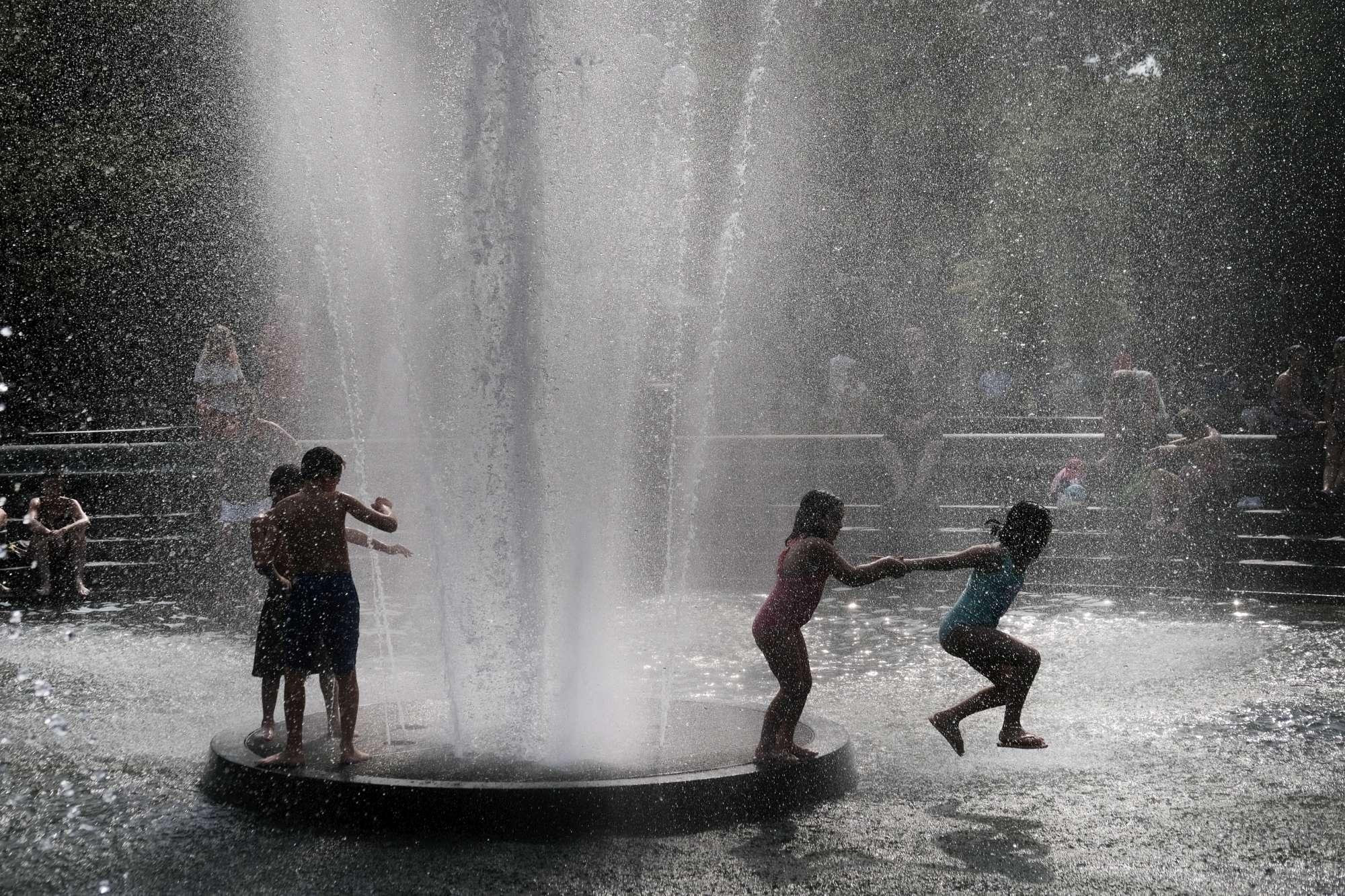 Caldo record nel Nord America: 200 milioni di persone colpite