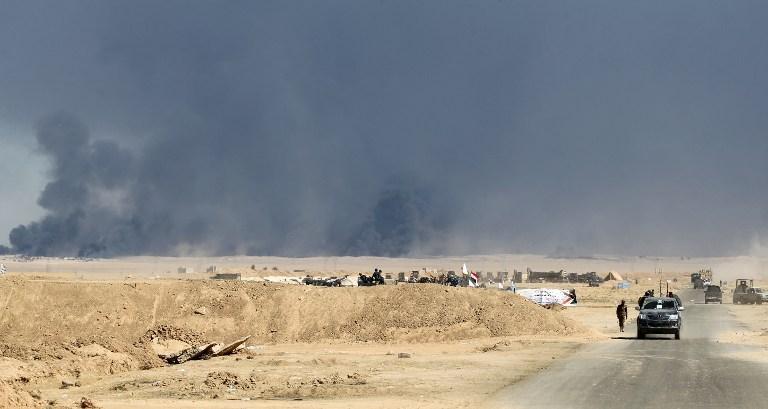 Iraq, al via l offensiva per liberare Mosul dall Isis