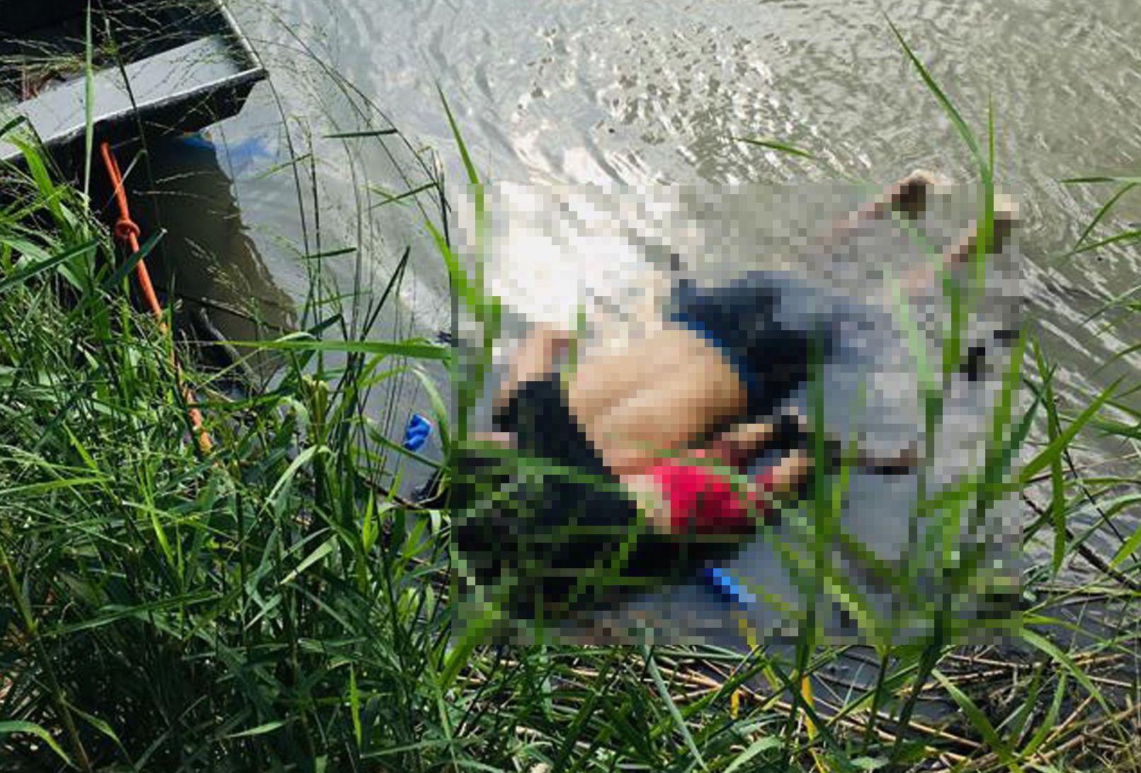 Usa, la foto shock dei due migranti morti nel Rio Grande