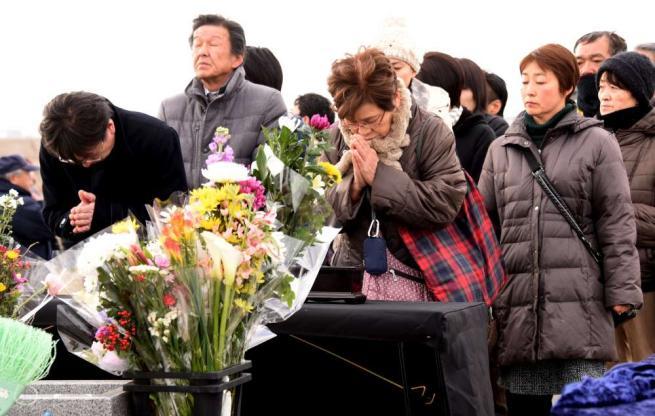Fukushima 5 anni dopo, il Giappone si ferma per ricordare le vittime del disastro