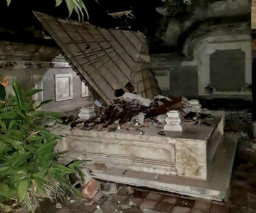 Un terremoto devasta l isola di Lombok, in Indonesia