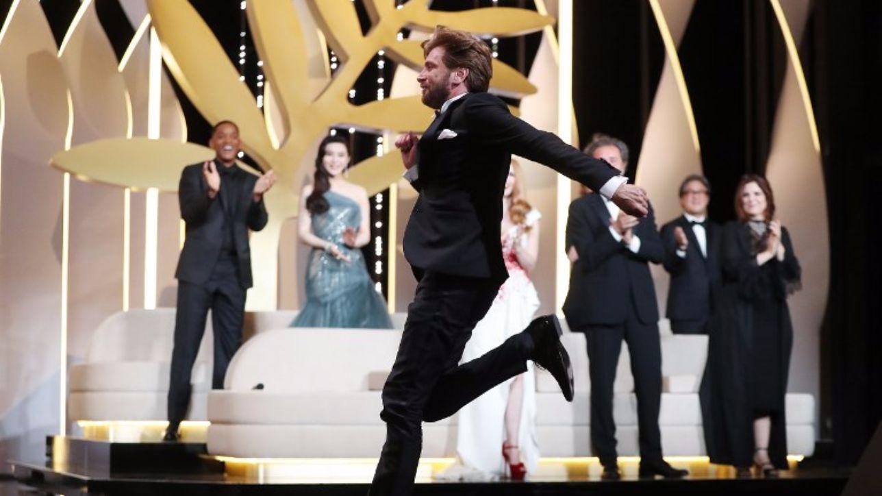 A Cannes vince
