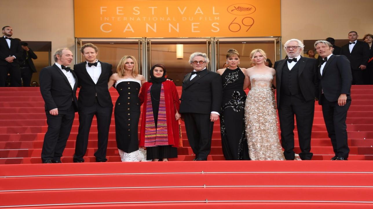 Cannes 2016, la cerimonia di chiusura