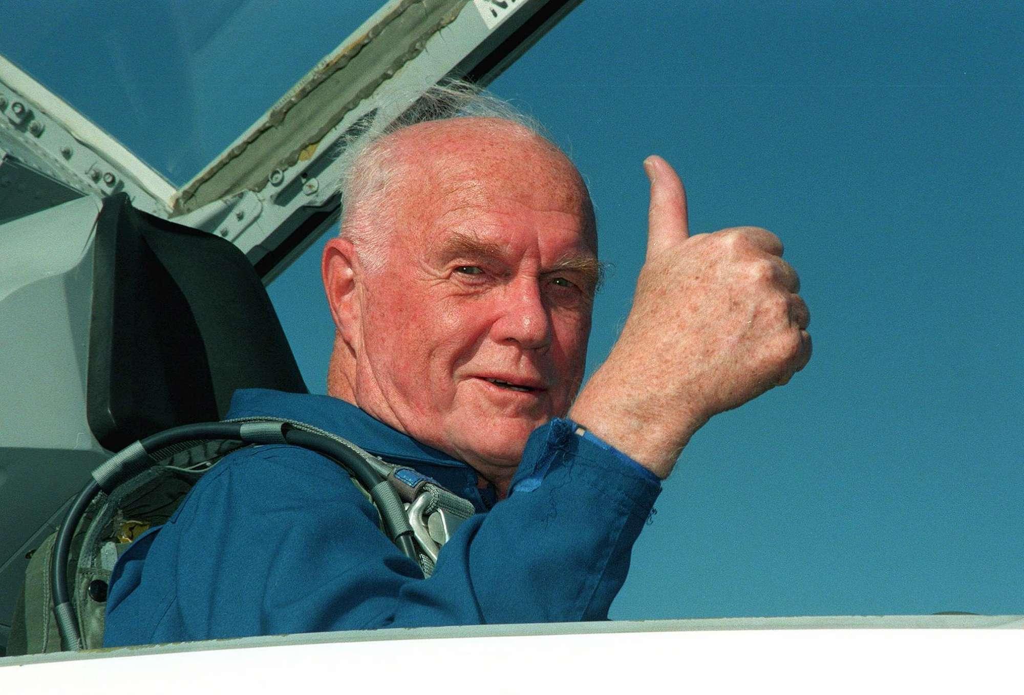 Spazio, è morto l astronauta americano John Glenn