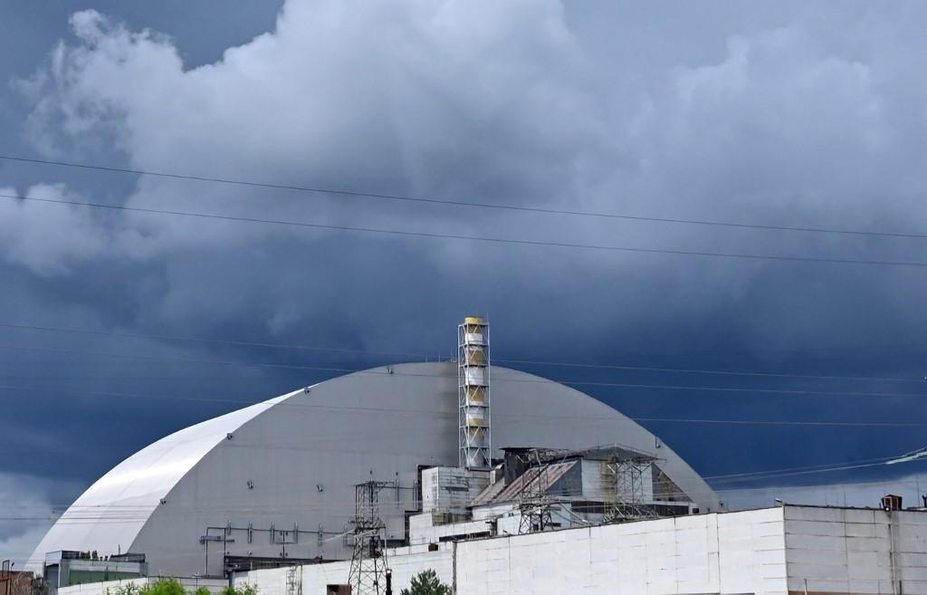 Chernobyl, inaugurato il nuovo scudo protettivo del reattore 4