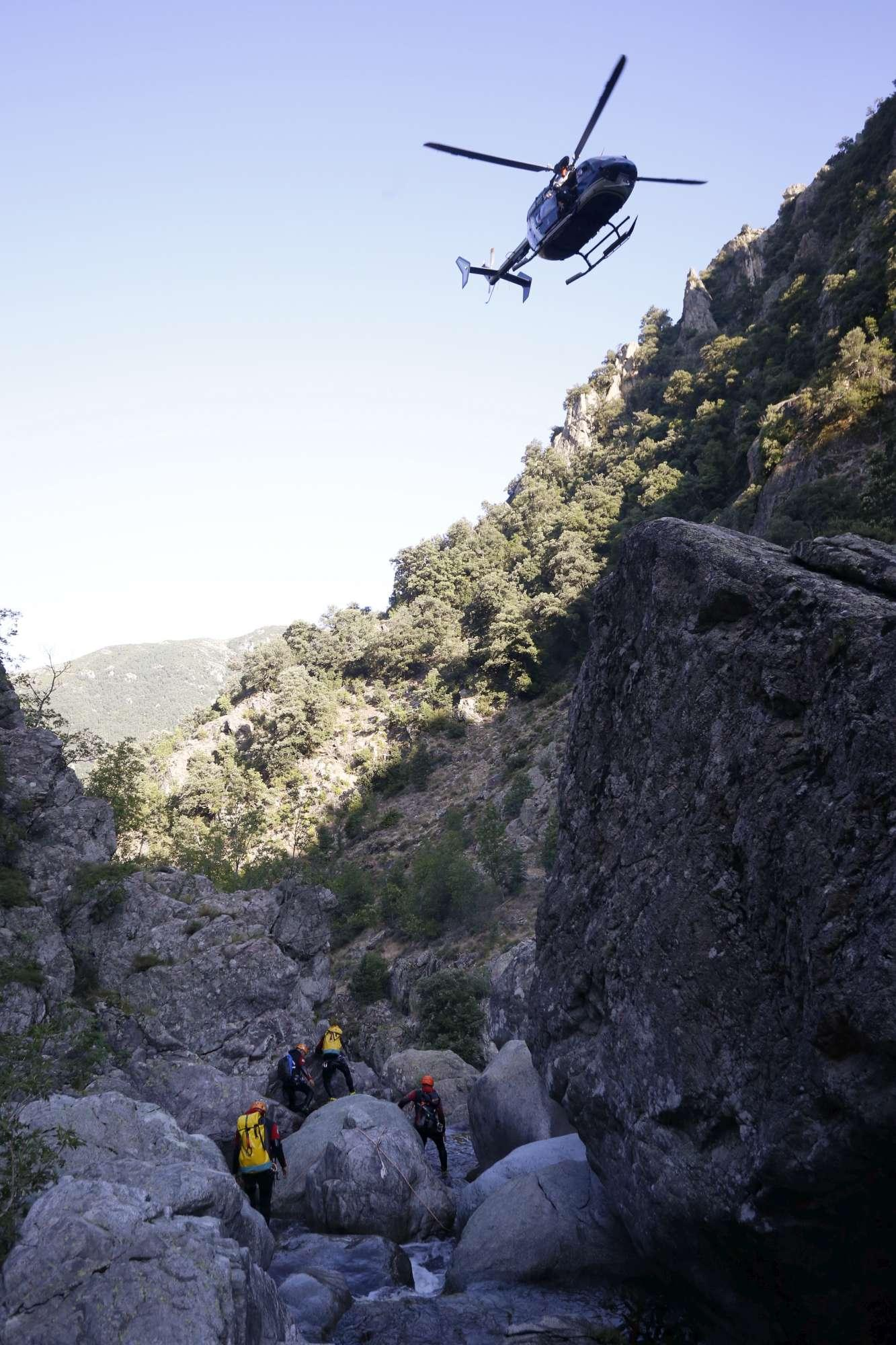 Corsica, alluvione nel canyon di Zoicu: 4 morti