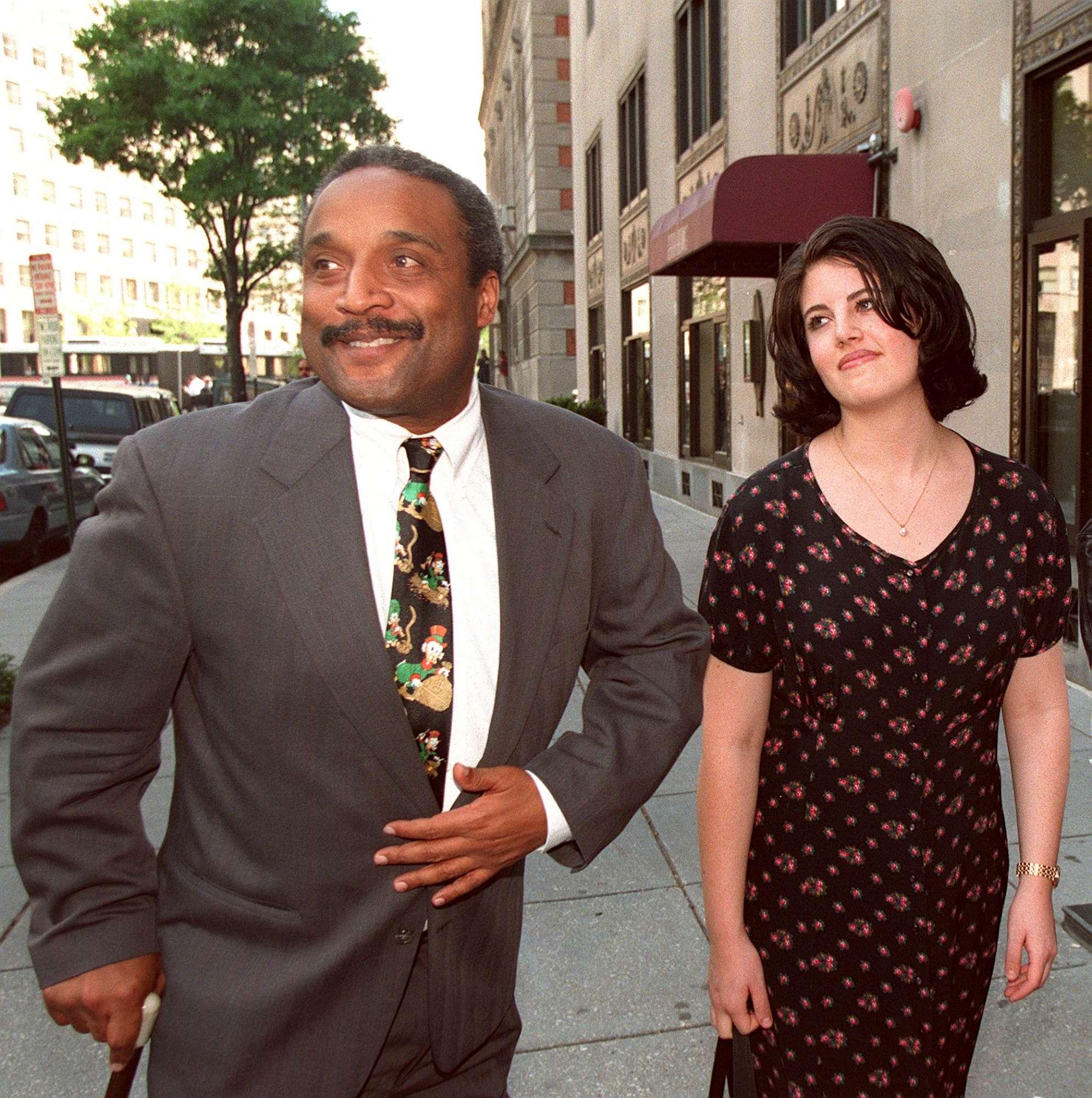 Monica Lewinsky, dallo scandalo Clinton a un reality da... Celebrity