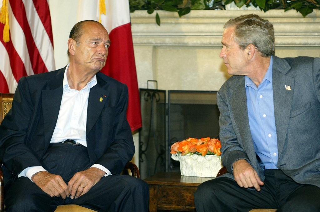 Jacques Chirac, i 150 scatti memorabili della Afp