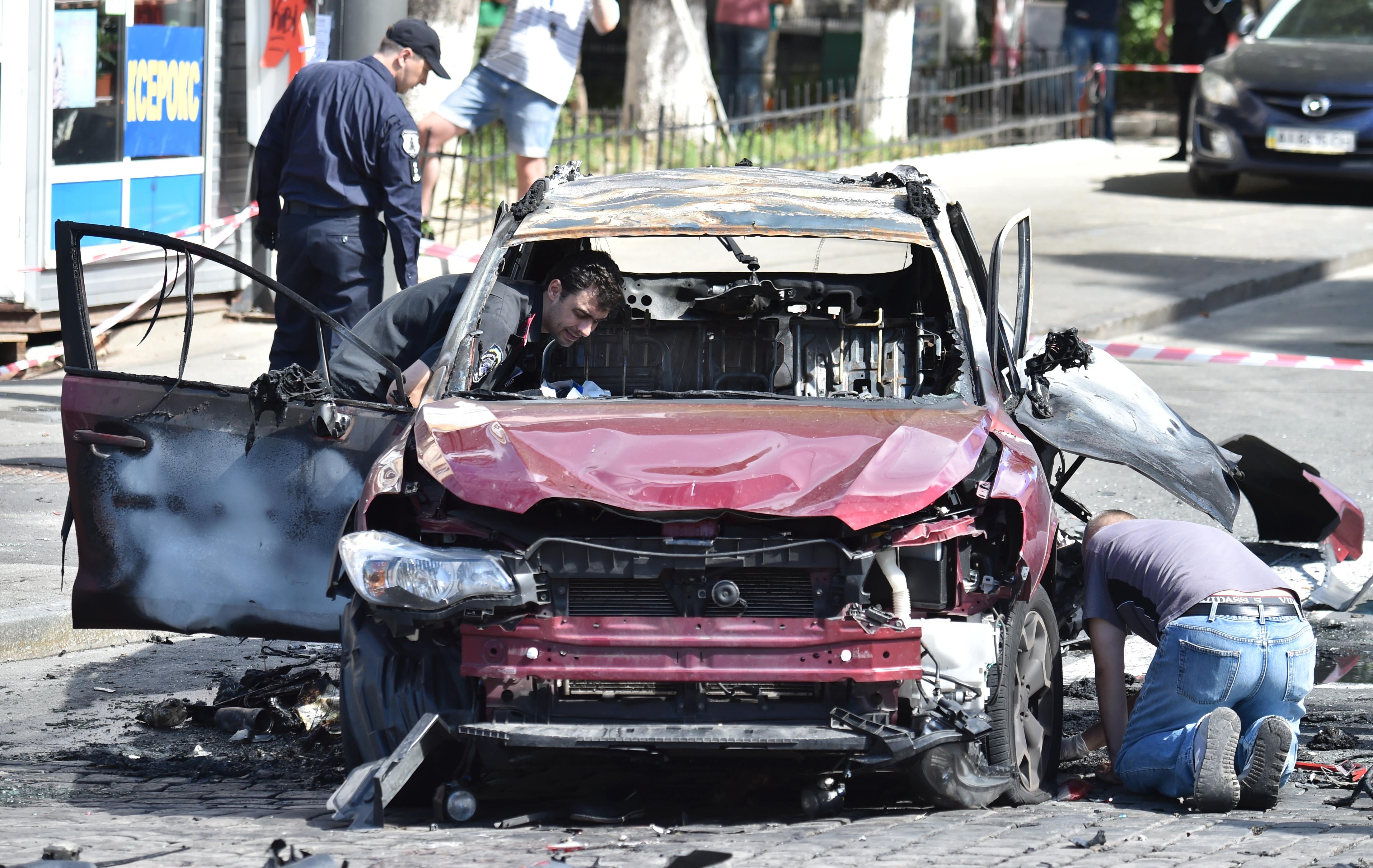 Kiev, il giornalista Pavel Sheremet muore in un attentato