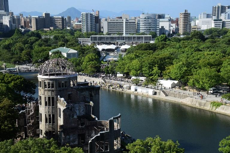 Hiroshima, 72 anni dopo: la cerimonia per ricordare le vittime dell atomica