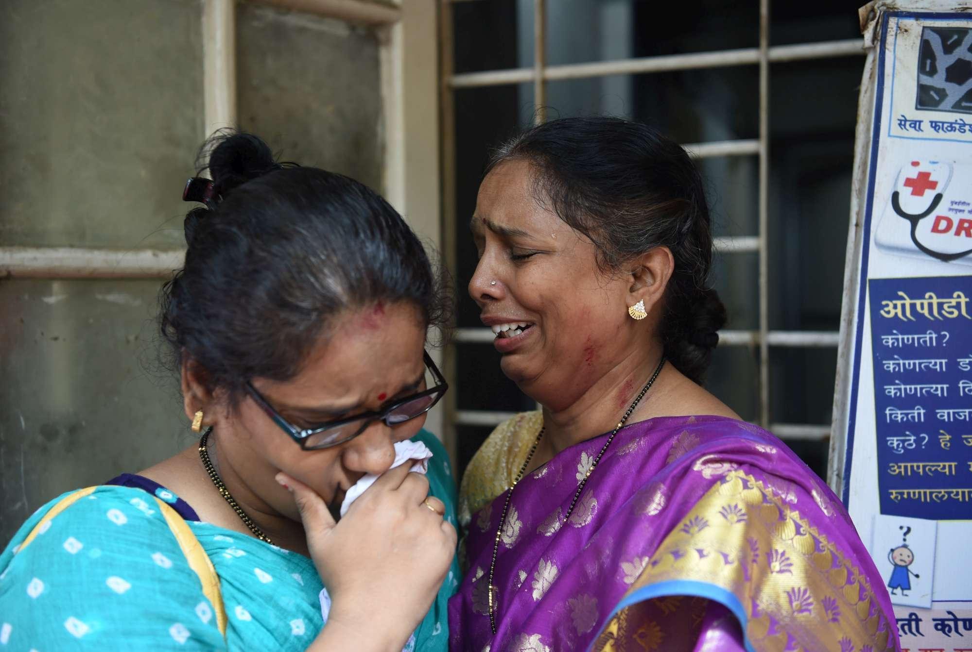 India, calca alla stazione di Mumbai: 22 morti