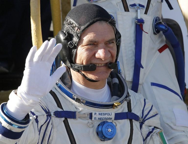Partita la navetta Soyuz, a bordo l italiano Paolo Nespoli