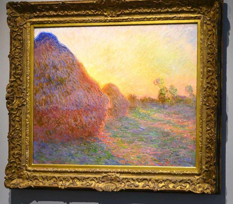 I covoni  di Monet venduto all asta per 110 milioni di dollari