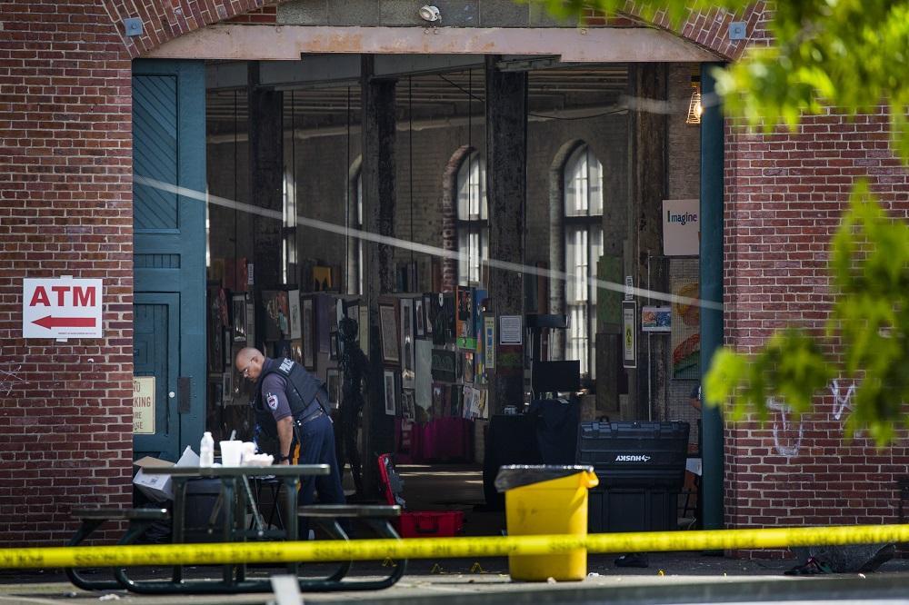 New Jersey, sparatoria al festival di Trenton