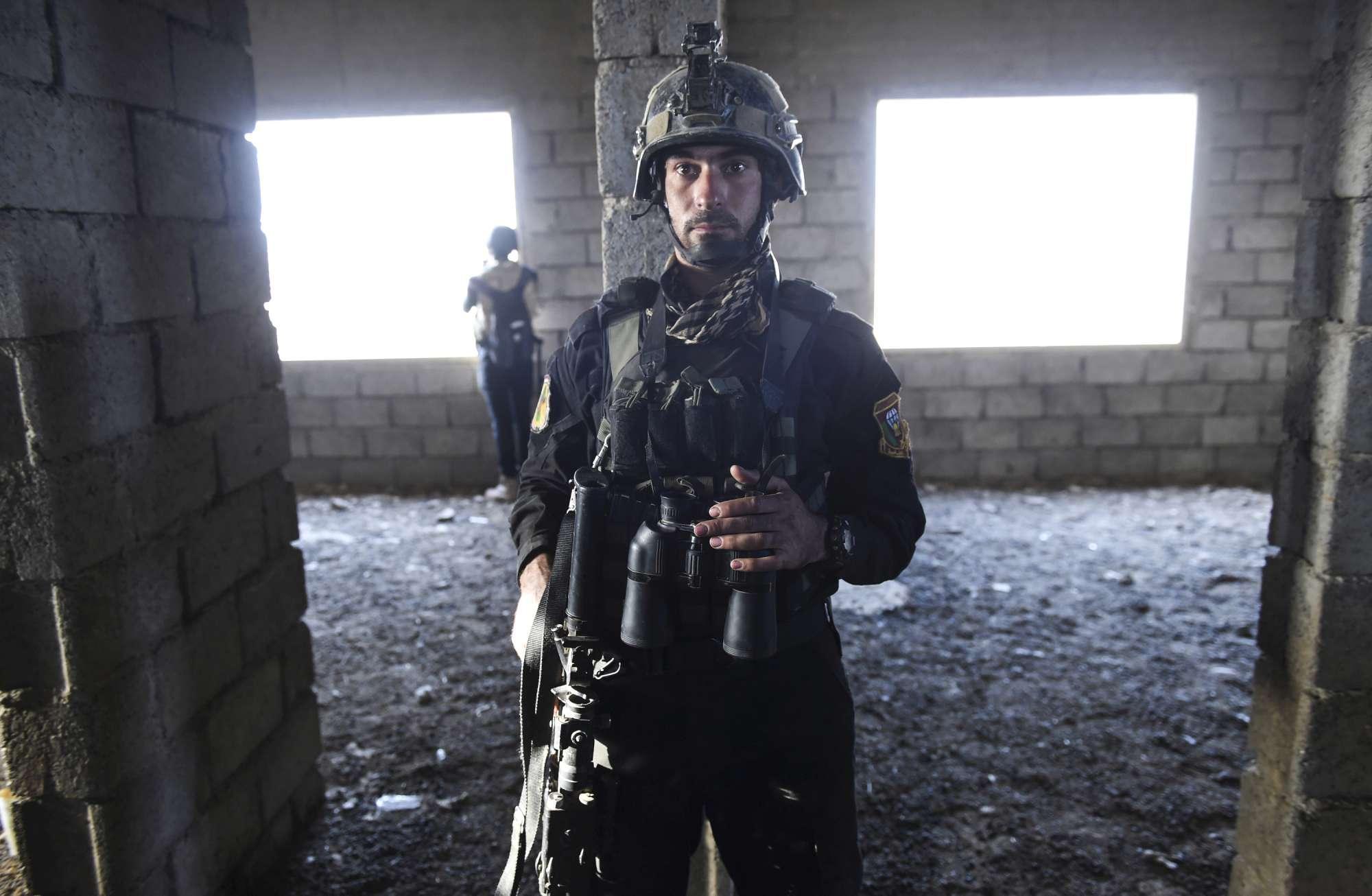 Iraq, forza speciali alla riconquista di Mosul