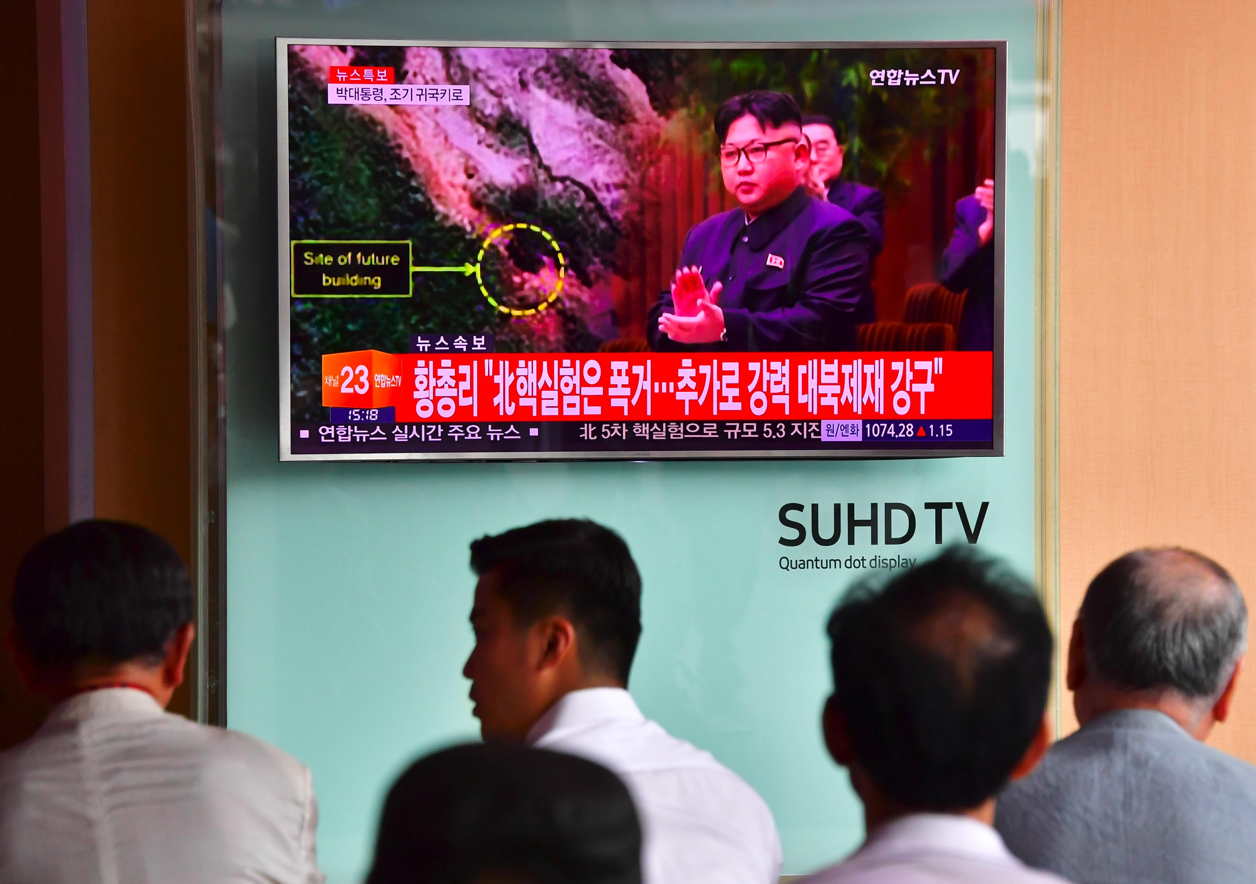 Test nucleare nordcoreano: la tv di Seoul diffonde la notizia, i sismologi studiano gli effetti dell esplosione