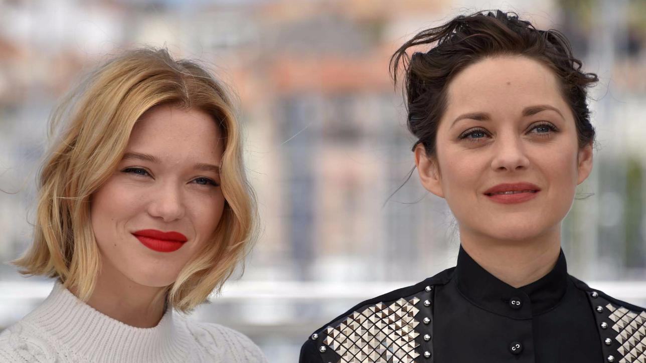 Festival di Cannes, Marion Cotillard e Lea Seydoux bellezze francesi sulla Croisette