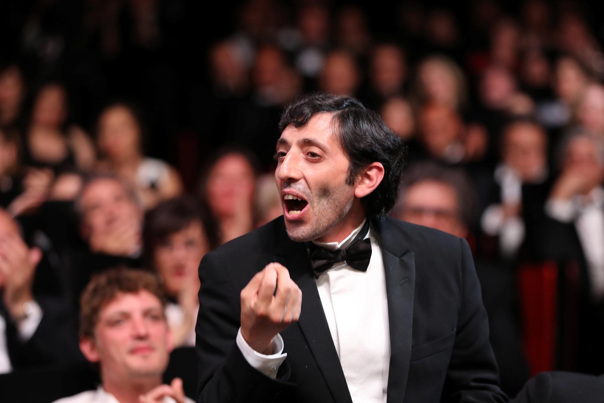 Cannes 2018, Marcello Fonte: