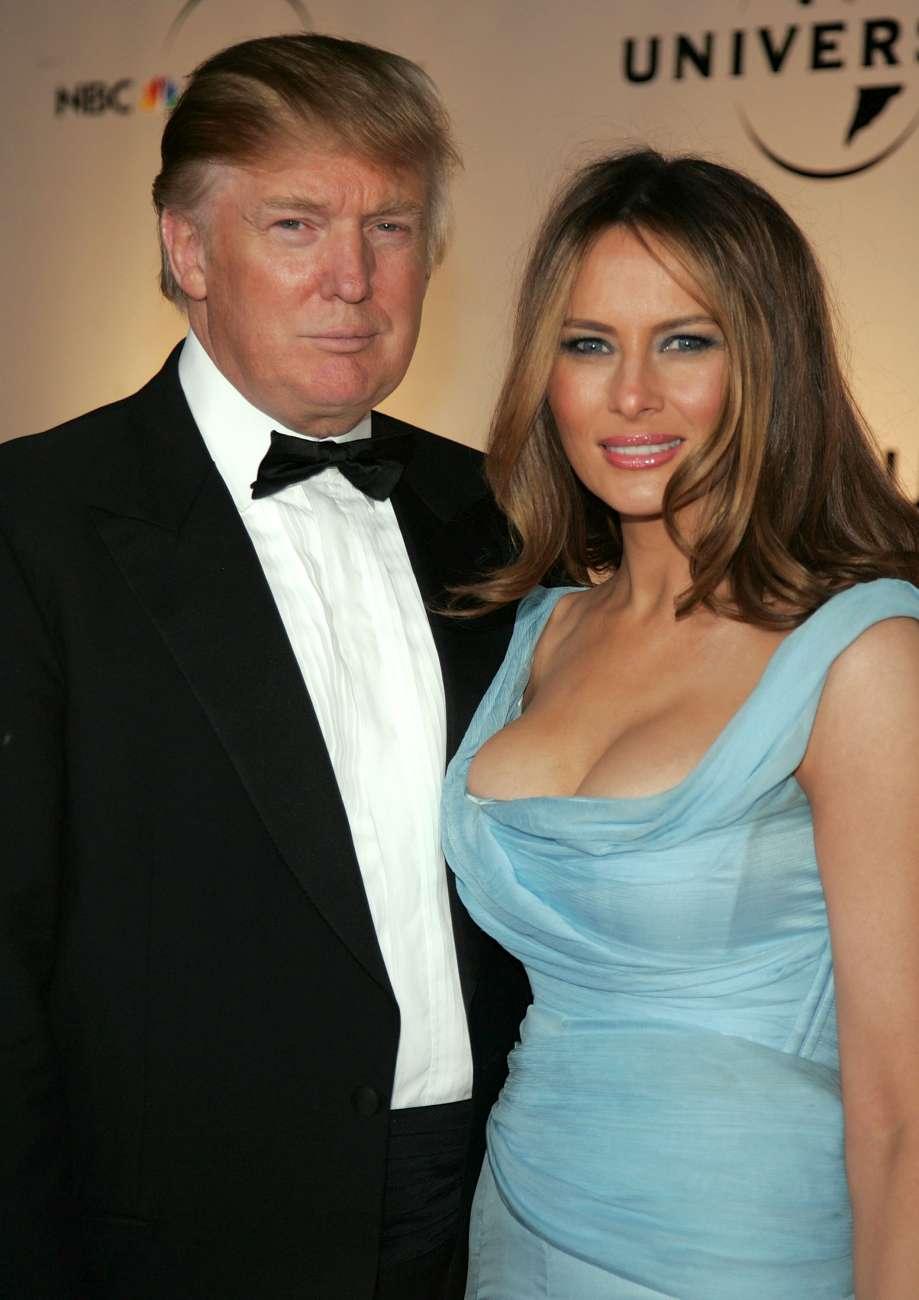 Melania, l asso di Donald Trump