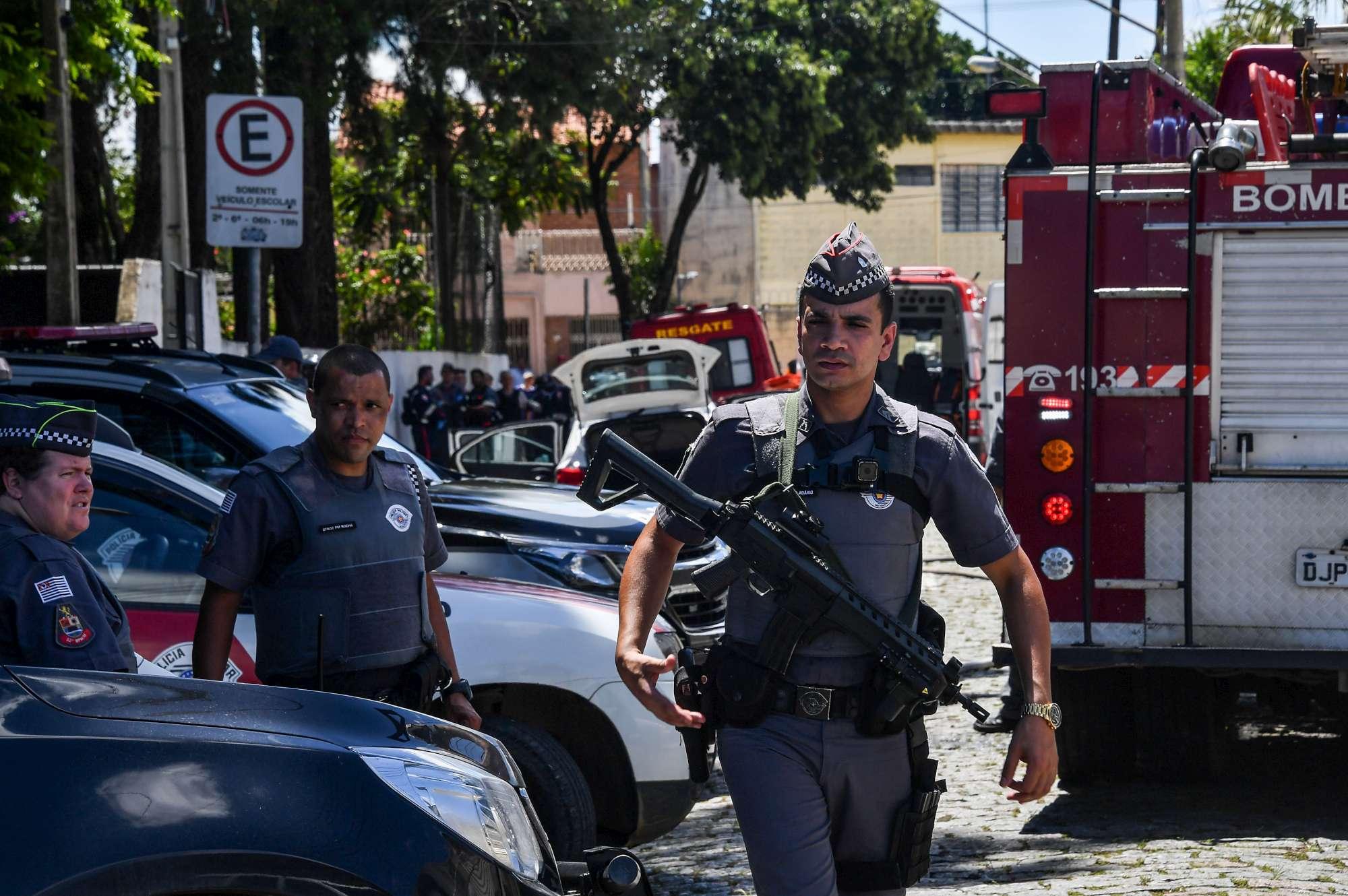 Brasile, sparatoria in una scuola di San Paolo: ci sono vittime