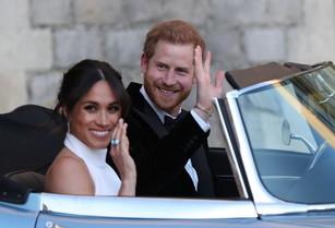 Royal Wedding, cambio d'abito per Meghan