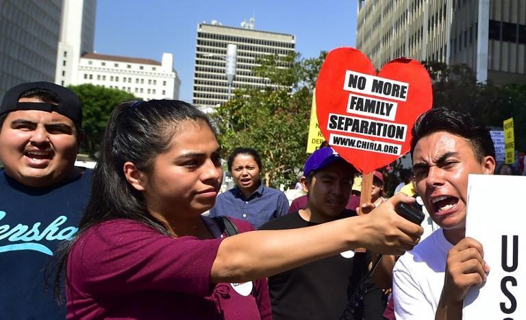 Migrazione, i  Dreamers  scendono in piazza contro Trump