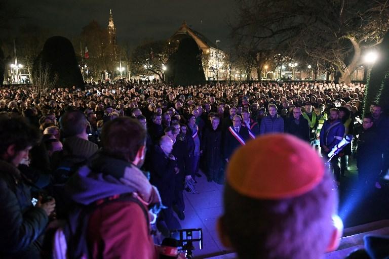 Francia, migliaia in piazza contro l antisemitismo
