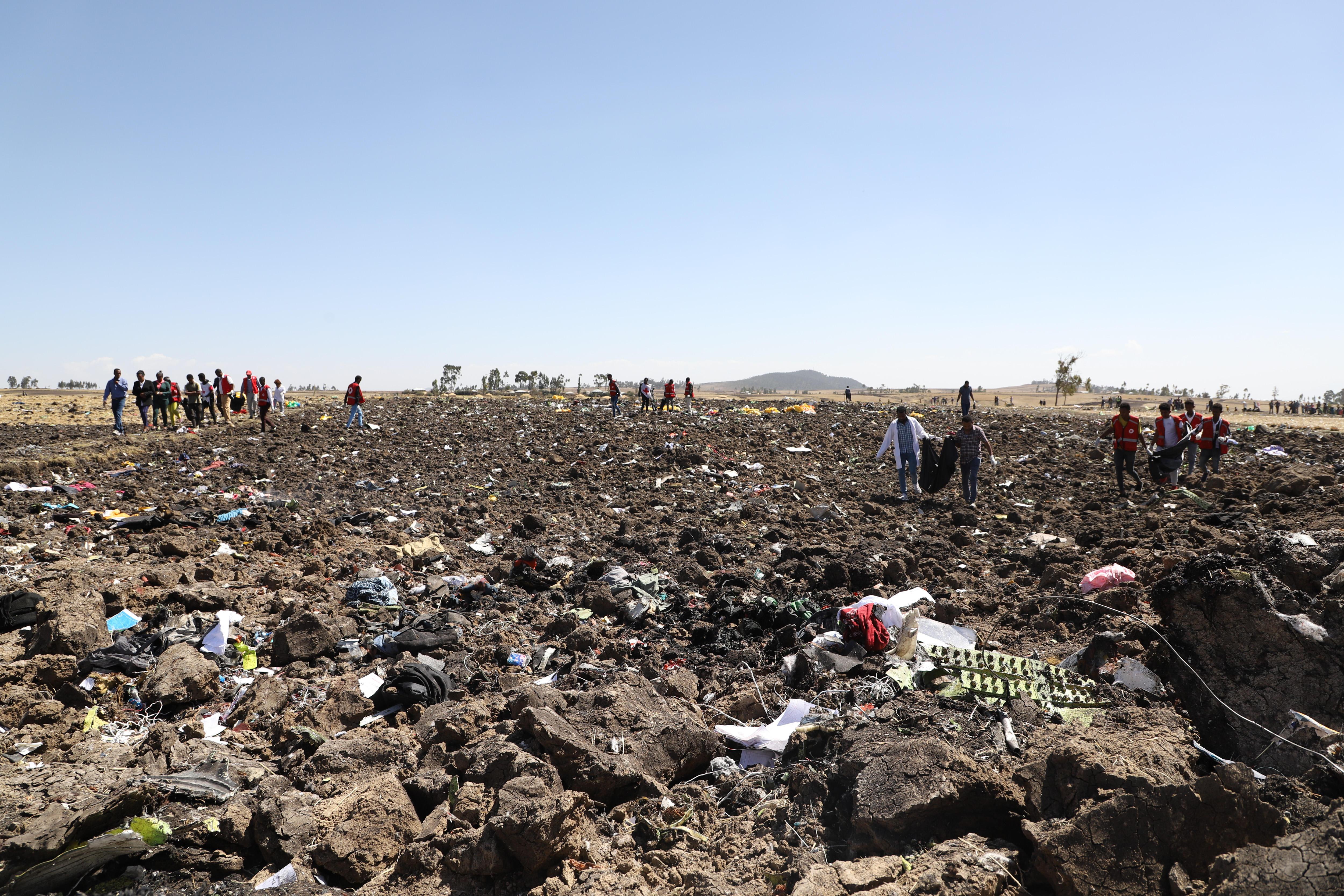 Etiopia, si schianta aereo con 157 persone a bordo: nessuno è sopravvissuto