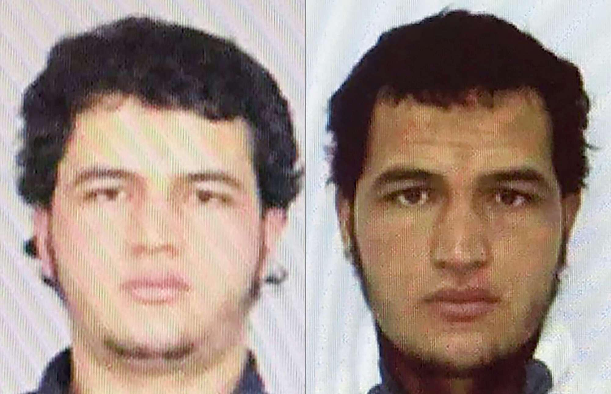 I mille volti di Anis Amri, il terrorista di Berlino