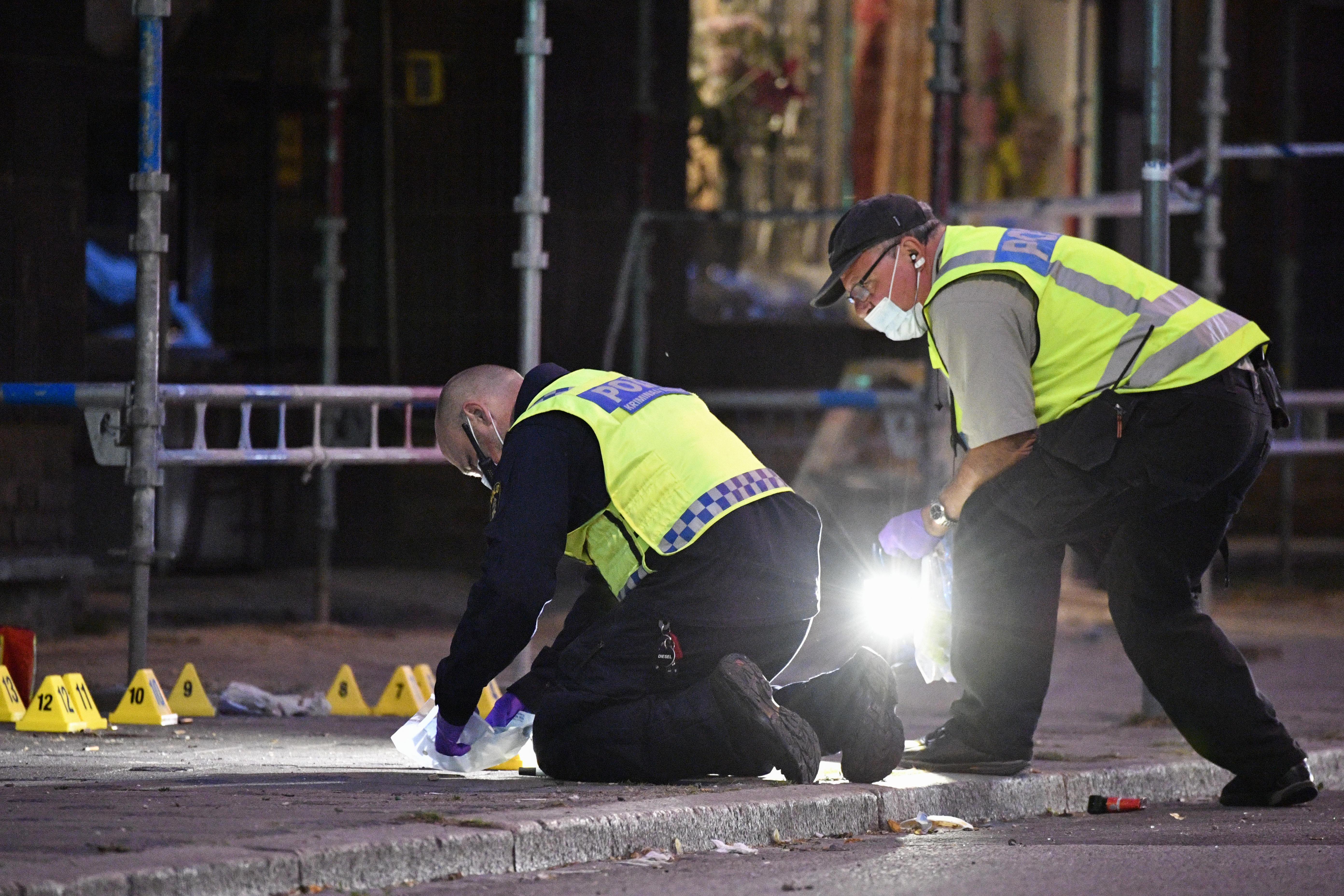 Svezia, sparatoria in centro a Malmoe