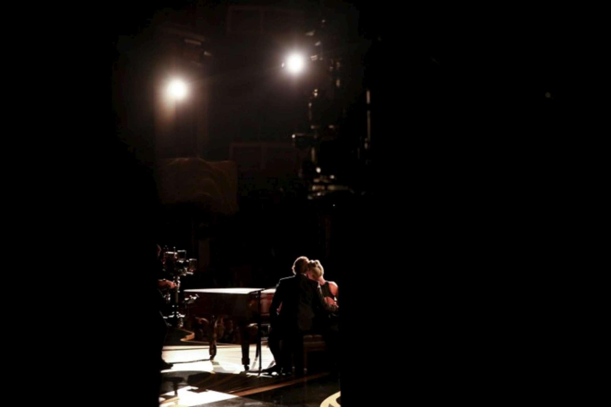 Oscar 2019, gli scatti particolari dal backstage