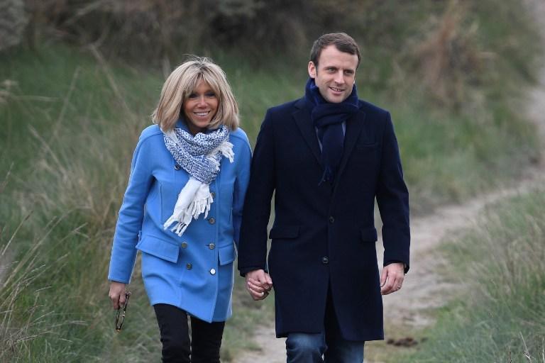 Ecco chi è Brigitte, la moglie di Emmanuel Macron