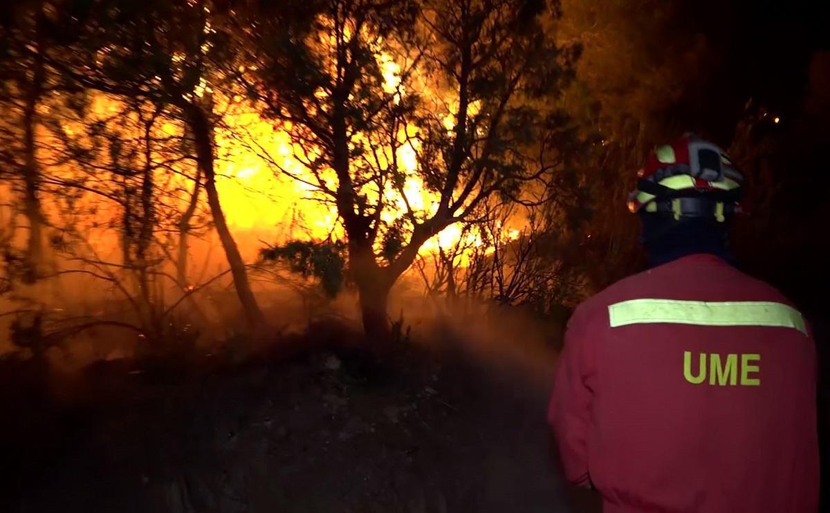 In Catalogna l'incendio peggiore degli ultimi 20 anni