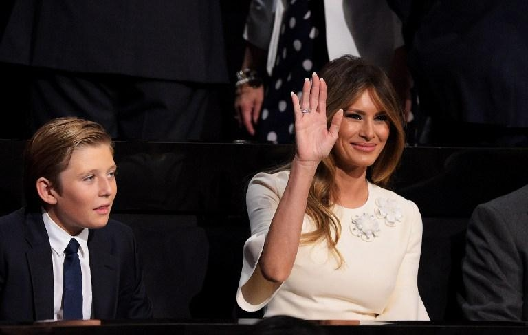 Barron Trump, primo  first son  dal 1963: l ultimo è stato John F. Kennedy junior
