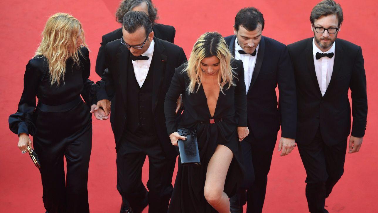 Cannes 70, il red carpet della cerimonia di chiusura
