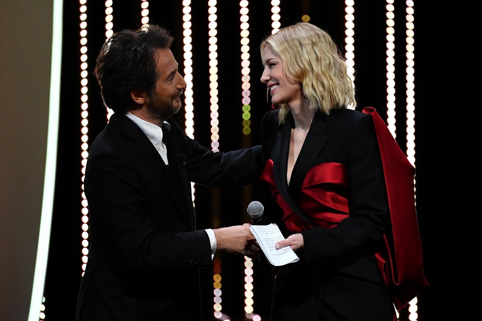Cannes 2018, i momenti più belli della cerimonia di chiusura
