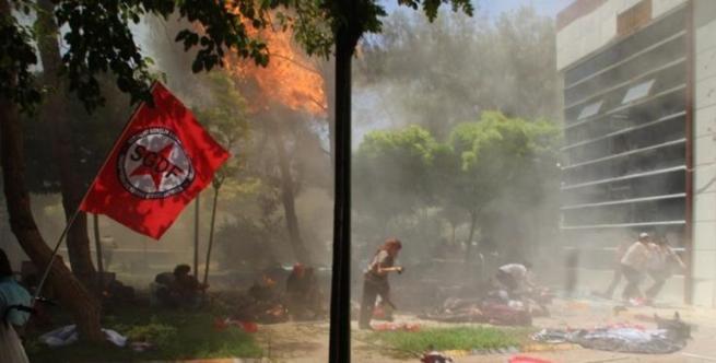 Isis, ragazza kamikaze si fa esplodere in Turchia: 30 morti e oltre 100 feriti